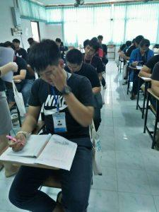 เข้าค่ายเตรียมความพร้อมนักศึกษาทุนหวู่ฮั้นรุ่นที่3