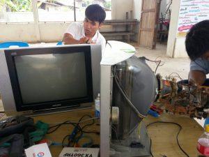 Fix it center Thailand 4.0 องค์การบริหารส่วนตำบลบ้านลาน  (บ้านดอนเงิน)
